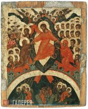 The Resurrection – Descent into Hell. First half of the 16th century