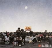 Хонгян Ванг. Три варианта дороги Янга. 1988–1989
