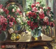 Gerasimov Alexander. Roses. 1940