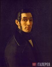 Портрет доктора Ф.И. Иноземцева. 1844