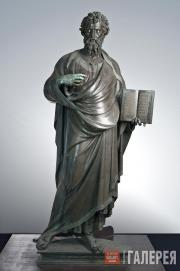 Ghiberti Lorenzo (1378/1381-1455). St. Matthew. 1419-1422