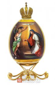 "Easter Egg ""The Annunciation"""