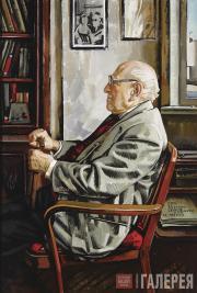 Salakhov Tahir. Artist Boris Efimov. 2006