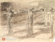 Ghe Nikolai. The Crucifixion. 1893