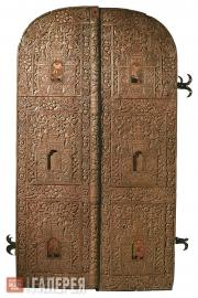The Royal Doors. 17th century
