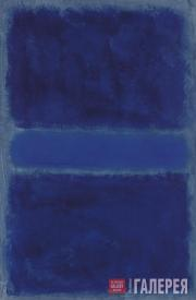 Rothko Mark. Untitled. 1968