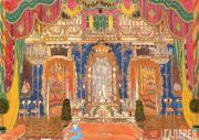 Golovin Alexander. Masquerade Hall