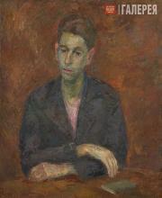 Falk Robert. Portrait of the Son Valery Falk. 1933