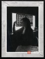 Leslie Adams. Sensazione: A Self-Portrait. 2010
