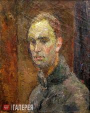 Falk Robert. Self-portrait. 1936