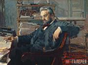 Портрет К.Д. Арцыбушева. 1896–1897