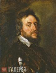 Sir Peter Paul RUBENS. Thomas Howard, 14th Earl of Arundel, 4th Earl of Surrey a