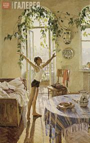 Yablonskaya Tatiana. Morning. 1954