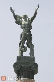 """Tsereteli Zurab. """"Victory"""" monument. 1996"""
