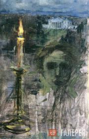 Якунчикова Мария. Печаль памяти (Nostalgie). Конец 1880-х – 1890-е