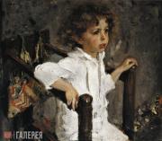 Serov Valentin. Mika Morozov. 1901