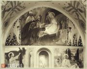 Nesterov Mikhail. The Nativity of Christ. 1903