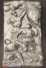 Rukavishnikov Mitrofan. Rafters. 1913