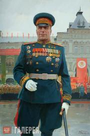 Belyukin Dmitry. Georgy Zhukov. 2015
