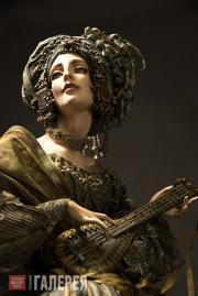 Khudyakova Alexandra. Arabian Melody. 2013