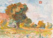 Falk Robert. Landscape. 1936