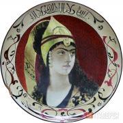 Repin Ilya. Persian Princess. 1876