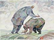Smirnov Igor. Two Men: Together. 2004