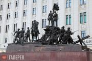 """Pereyaslavets Mikhail. """"Victory in the Great Patriotic War of 1941-1945"""" Monumen"""