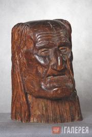 Rukavishnikov Mitrofan. The Witch's Head. 1909-1911