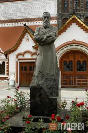 Kibalnikov Alexander. Monument to Pavel Tretyakov