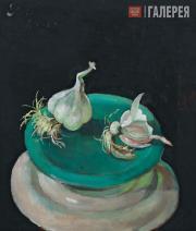 Lang Yevgenia. Garlic Cloves. 1960s