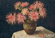 Lang Yevgenia. Small Asters. 1960s