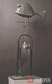 Rukavishnikov Iulian. Little Fish. 1988