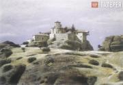 Alexander Teslik. The Transfiguration Monastery. 1998