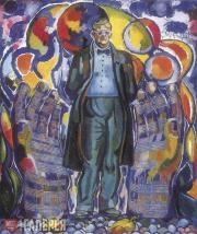 Tsereteli Zurab. Dmitry Shostakovich. 2006