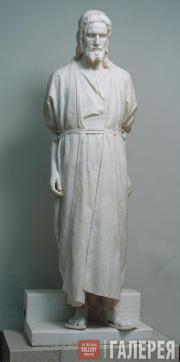 Антокольский Марк. Христос перед народом. 1876
