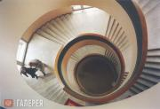 Pare Richard. Staircase. Chekist Housing Scheme