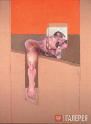 Francis Bacon. Study from the Human Body. 1991