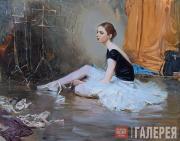 Mikhail ALDOSHIN. Ballerina Vika Osipova