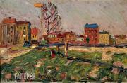 Kandinsky Wassily. Munich. Schwabing. 1901