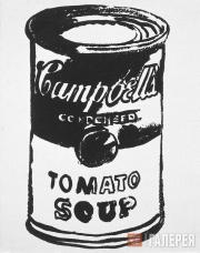 Warhol Andy. Campbell's Soup (Tomato). 1985