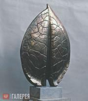 Rukavishnikov Iulian. A Big Leaf. 1980