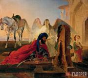 К.П.БРЮЛЛОВ. Пери и ангел. 1839–1843