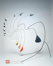 Calder Alexander. Little Spider. c. 1940