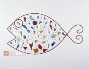 Стеклянная рыба. 1955