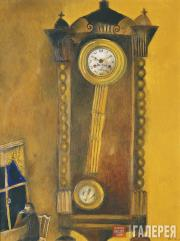 Chagall Marc. The Clock. 1914