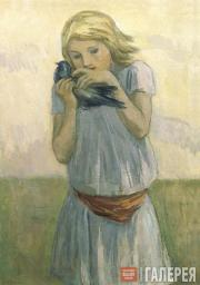 Chernyshev Nikolai. The Wounded Dove. 1932