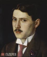 Chernyshev Nikolai. Portrait of the Artist's Brother Mikhail (Mikhail Chernyshev