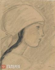 Chernyshev Nikolai. Mulya's Profile. 1927