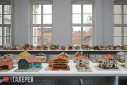 Oliver Croy with Oliver Elser Special Models.The 387 Houses of Peter Fritz, Insu